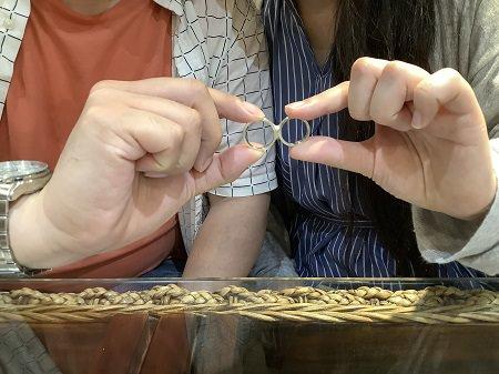 20090301木目金の婚約指輪結婚指輪_K001.JPG