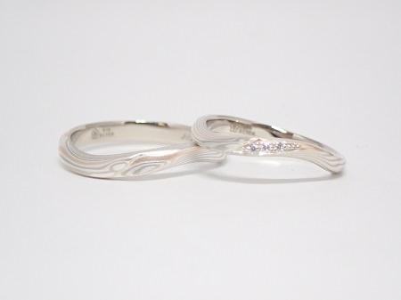 20090502木目金の婚約指輪結婚指輪_U001 (4).JPG