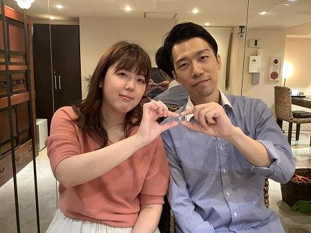 20090601木目金の結婚指輪_K001.JPG