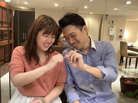 20090601木目金の結婚指輪_K002.JPG