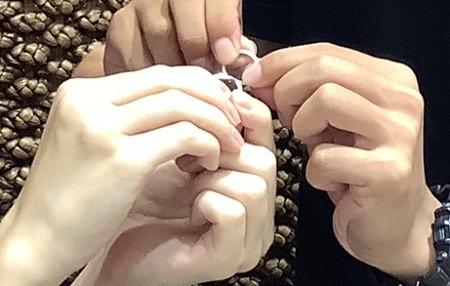 20090602木目金の結婚指輪_E002.JPG