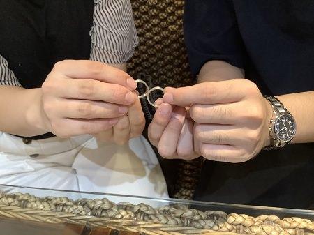 20091202木目金の婚約指輪結婚指輪_K001.JPG