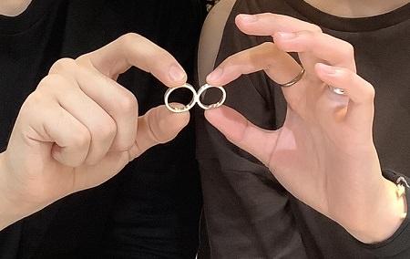 20091801木目金の結婚指輪_K001.JPG