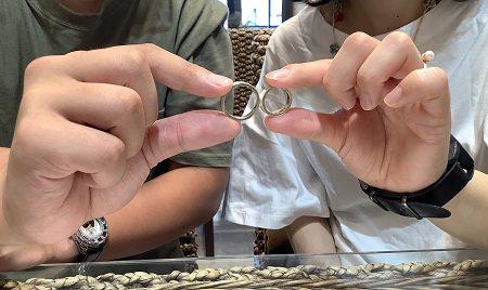 20091901木目金の結婚指輪_K001.JPG