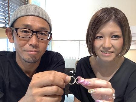 20092701木目金の結婚指輪_M001.JPG