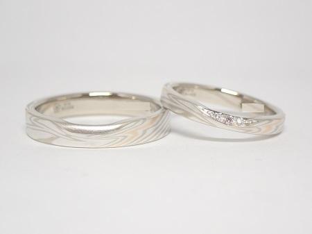 20101101木目金の結婚指輪_OM002.JPG