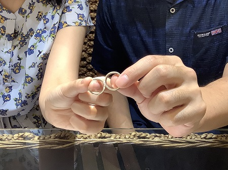 20101103木目金の結婚指輪_C001.JPG
