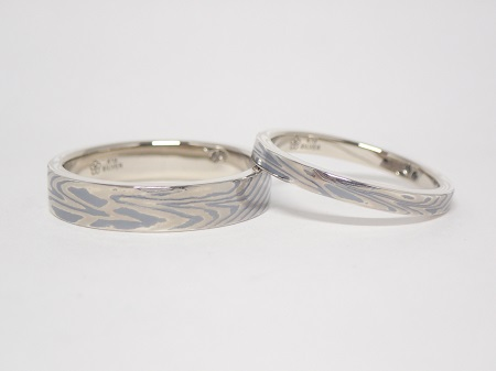 20101501木目金の結婚指輪_OM001.JPG