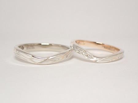 20101701木目金の結婚指輪_M004.JPG