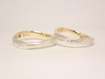20101802木目金の結婚指輪_OM002.JPG