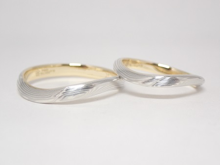 20102403杢目金屋の結婚指輪_Z004②.JPG