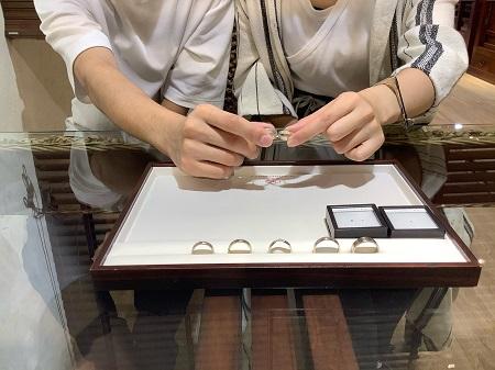 20102501木目金の結婚指輪_C001.JPG