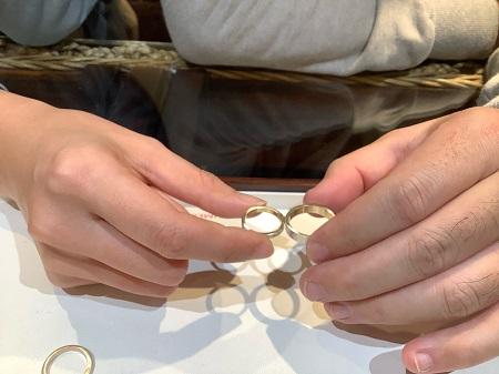 20110703木目金の婚約指輪結婚指輪_K001.jpg