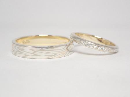 20110703木目金の婚約指輪結婚指輪_K004.JPG