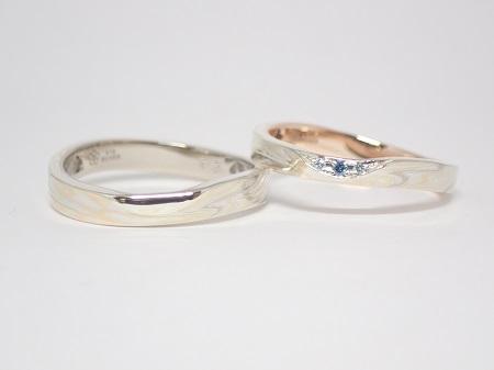 20110801木目金の結婚指輪_E005.JPG