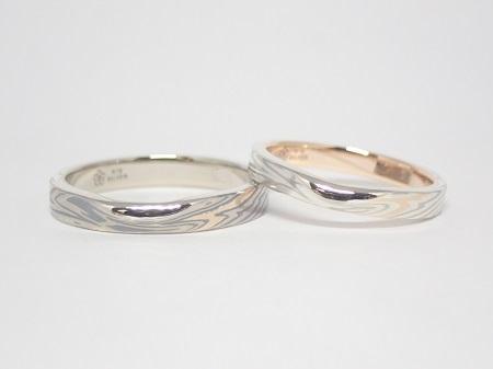 20111301木目金の結婚指輪_Y004.JPG