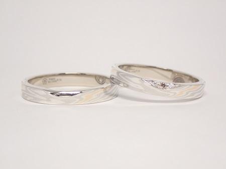 20111401木目金の結婚指輪_Q004.JPG