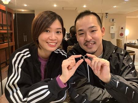 20111502木目金の結婚指輪_K001.JPG