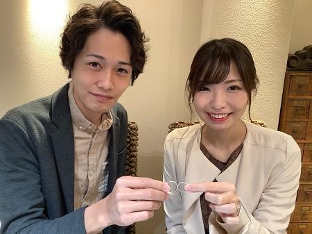 20112001木目金の婚約・結婚指輪_G001.JPG