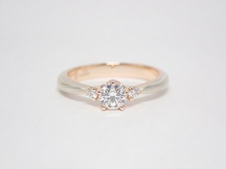 20112101木目金の婚約指輪と結婚指輪_A004.JPG