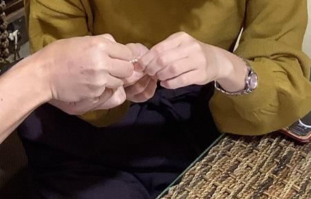 20112103木目金の結婚指輪_Y002.JPG