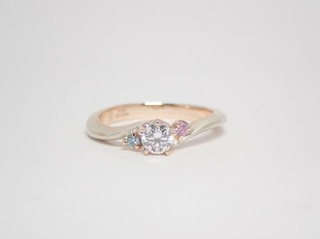 20112301木目金の婚約指輪_K001.JPG