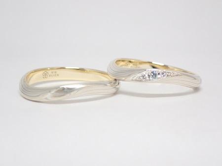 20112801木目金の婚約指輪と結婚指輪D_005.JPG