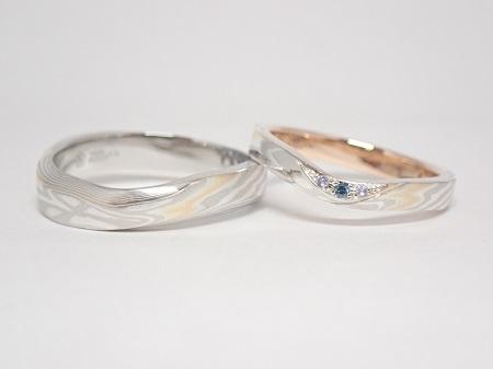 20121202木目金の結婚指輪_B001.JPG