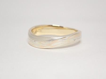 20121301木目金の結婚指輪_B001.JPG