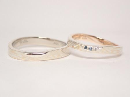 20122101木目金の結婚指輪₋D003-2.JPG