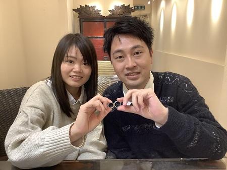20122102木目金の結婚指輪_H001.JPG