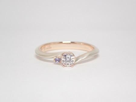 20122601木目金の婚約指輪_H001.JPG