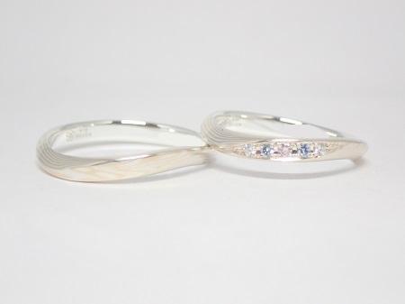 20122603木目金の結婚指輪_B003.JPG