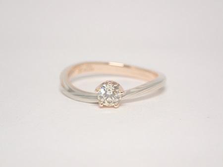 20122702木目金の婚約指輪・結婚指輪_Y004.JPG