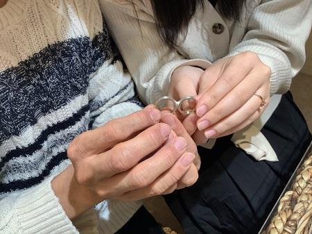20122703木目金の結婚指輪_B001.jpg