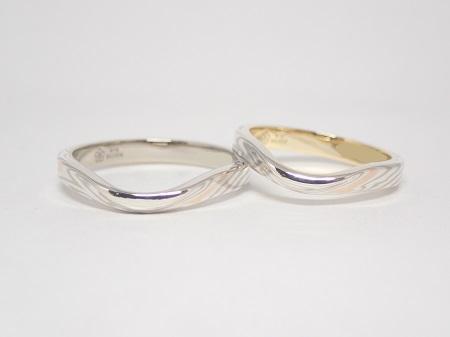 20122703木目金の結婚指輪_B003.JPG