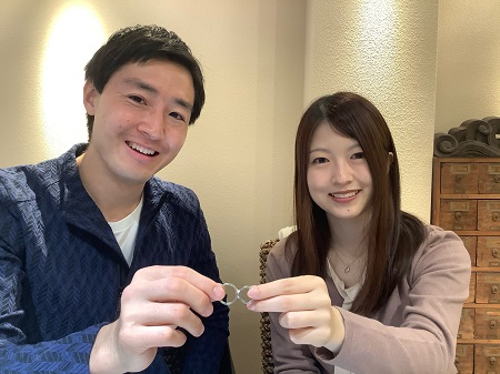 20122706木目金の結婚指輪_G001.JPG