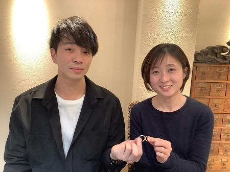 20122801木目金の結婚指輪_G001.JPG