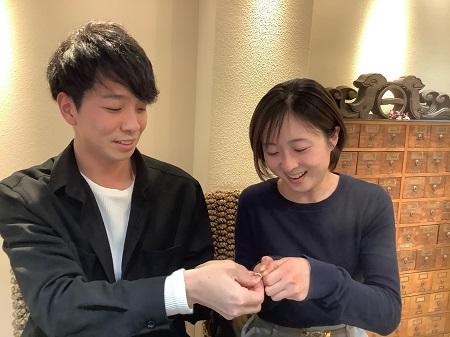 20122801木目金の結婚指輪_G002.JPG