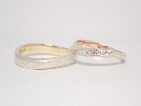 20123001木目金の結婚指輪_LH003.JPG