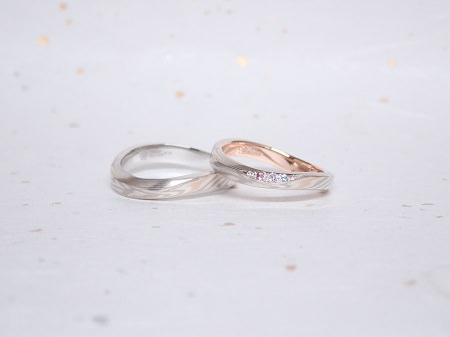 2019043001木目金の結婚指輪_OM005.JPG
