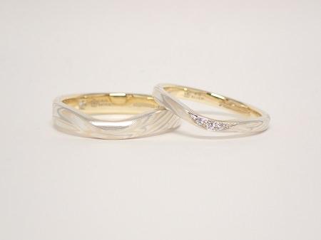2020070501木目金の結婚指輪003.JPG