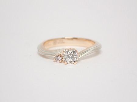 2020080301木目金の婚約指輪001.JPG