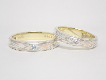 21011002木目金の結婚指輪_J001.JPG