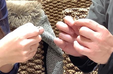 21012201木目金の結婚指輪₋D002.JPG