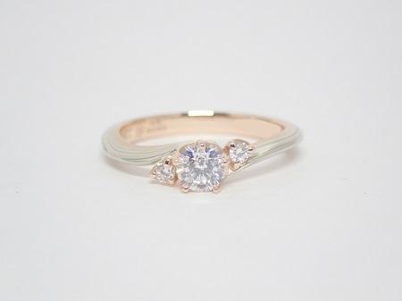 21012401木目金の婚約・結婚指輪_B001.JPG