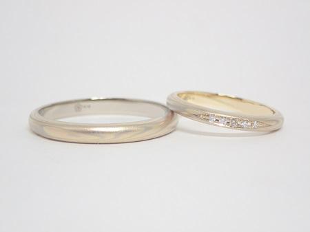 21012401木目金の婚約・結婚指輪_B002.JPG