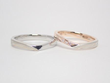 21012403木目金の婚約・結婚指輪_G004.JPG