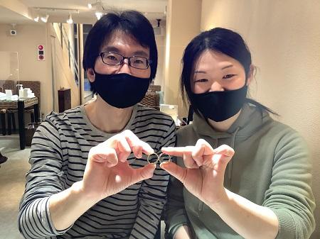 21012901木目金の婚約・結婚指輪_G001.JPG