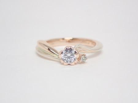 21013001木目金の婚約指輪_N001.JPG